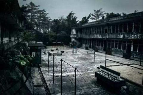 盘点亚洲十大灵异之地,香港达德学校、台湾绿岛八卦监狱上榜