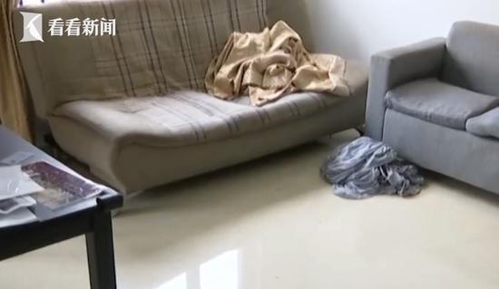简直是拆家 外籍租客欠房租消失:房东进屋崩溃了